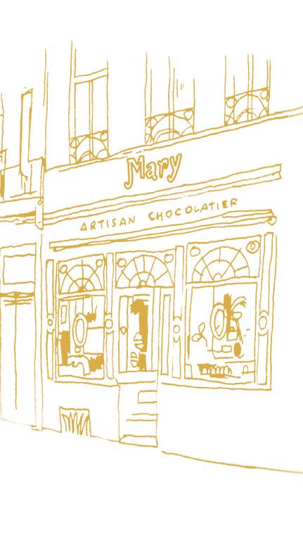 Chocolaterie Mary Accueil